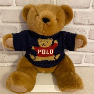 Vintage Polo Ralph Lauren 1997 bear